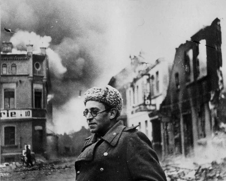Vasily Grossman: his life and fate