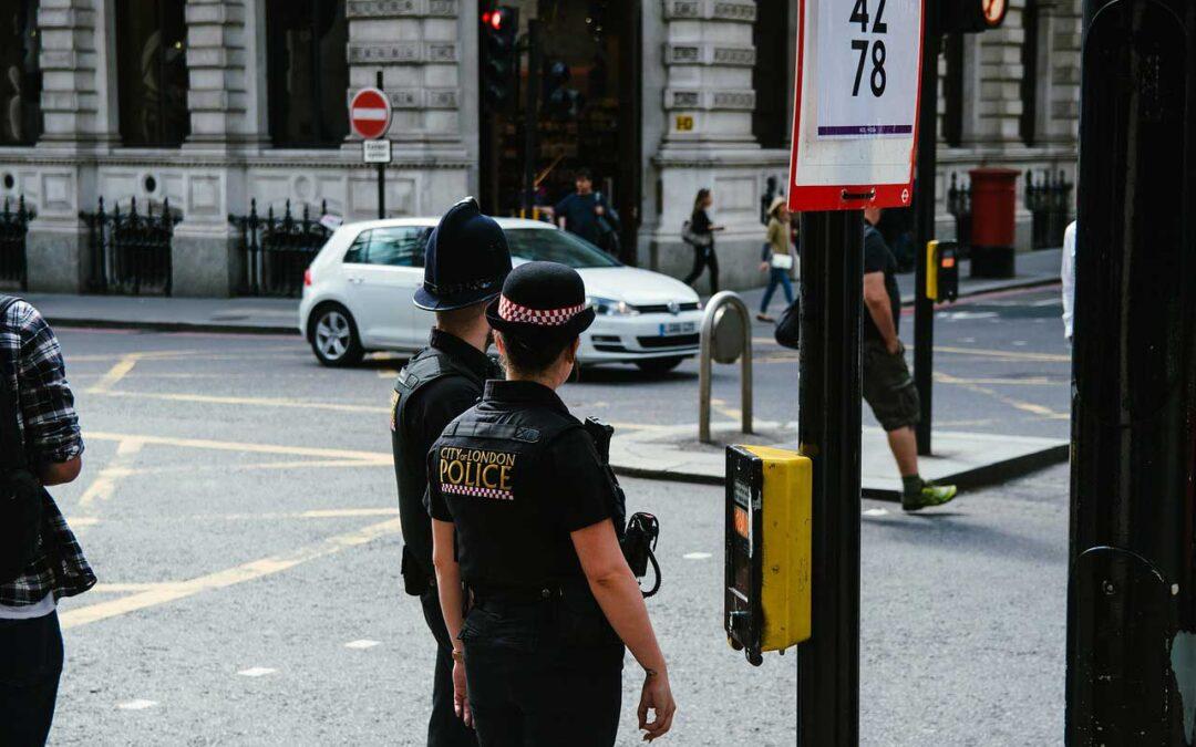 U3A London Monday Talks Police Volunteer